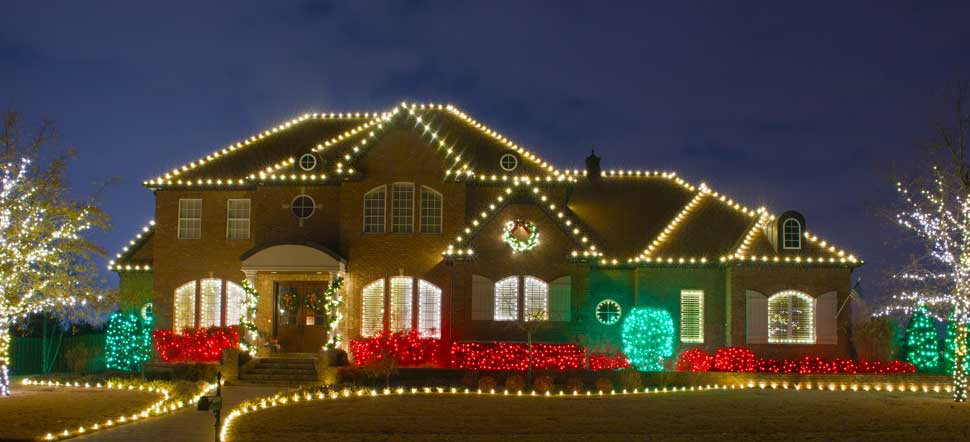 christmas decorations christmas decorations - Outdoor Christmas Light Decorators
